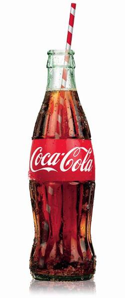 Flasche Coca Cola